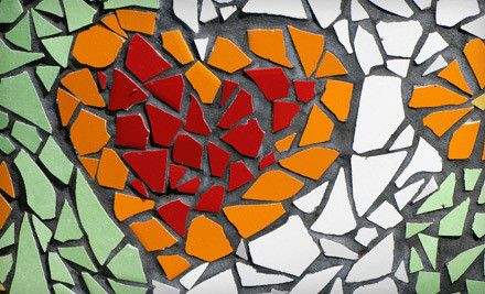 BYOB Mosaic Class for Two (up to a $90 value) - Mosaic Mesa in Spring