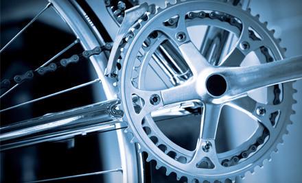 Standard Bike Tune-Up (a $45 value) - 2nd Tracks Sports in Salt Lake City