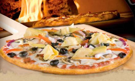 $20 Groupon to RedBrick Pizza - RedBrick Pizza in Austin