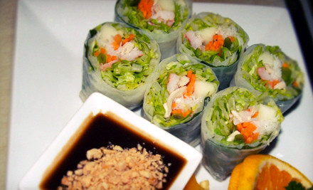 $30 Groupon to Siam First for Parties of Two or More - Siam First in Weymouth