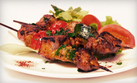 $40 Groupon Towards Turkish Cuisine for Two - Saray Restaurant in Boston