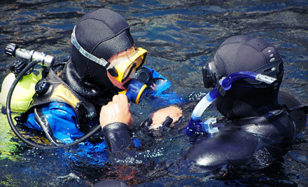 4-Day Scuba Summer Camp for One Kid Ages 10 to 13 (a $399 value) - Academy of Scuba in Phoenix