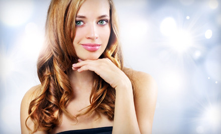 Haircut Package, Including a Haircut, Wash, Style, and Deep-Conditioning Treatment  - Cloud 9 Salon & Day Spa in Las Vegas