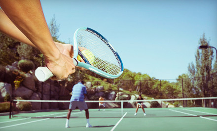 Synthetic Gut Tennis Racket Restringing (a $30 value) - Boston Ski + Tennis in Westborough