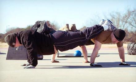 5 Basic-Training Boot-Camp Classes  - Warrior Training Ground in Mckinney
