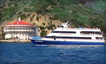 Catalina Flyer 2012 - Catalina Flyer in Newport Beach