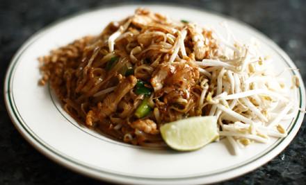 $30 Groupon for Dinner - Thai Pan in McKinney