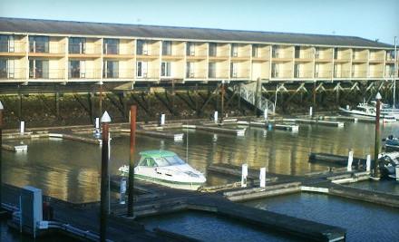 1-Night Stay for Two in a King-Marina Room - Astoria Riverwalk Inn in Astoria
