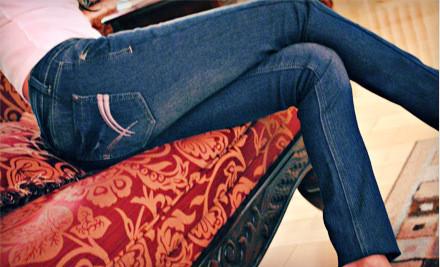 1 Pair of Men's or Women's Fleece-Lined Jeans  (a $56 value) - B.Z.N.Y. in