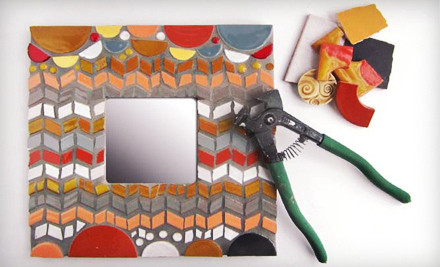 Beginners' Mosaic Class (an $80 value) - Mercury Mosaics in Minneapolis