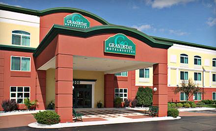 1-Night Stay for Up to Four in a Standard Suite - GrandStay Hotel and Suites in Appleton