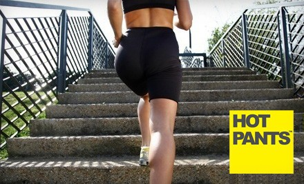 Cedar Rapids / Iowa City: Weight-Loss HotPants in Shorts, Capri, or Flare Style from Zaggora (Up to 64% Off)