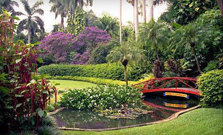 Two Adult Admissions (a $16 value) - Sunken Gardens in St. Petersburg
