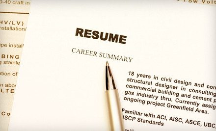 San Diego: $85 for Professional Resumé and Cover-Letter Service from JMC Resumes, Ltd. ($260 Value)