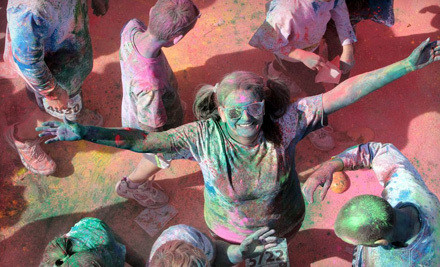 Pittsburgh: $20 for a 5K Race Entry to Color Me Rad on Saturday, August 25 (Up to $40 Value)
