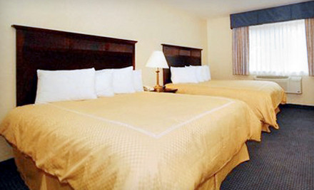 Two-Night Stay for Up to Four in a King or Two Queen Room - Comfort Suites in Lake Geneva
