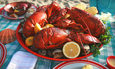 At-Home Clambake for 10 People (a $600 value) - Loco Tapas & Wine Bar in