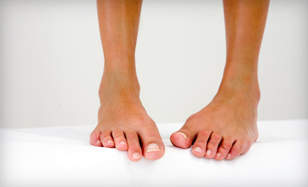 ... Sessions for One or Both Feet at Hoosier Foot & Ankle (Up to 79% Off