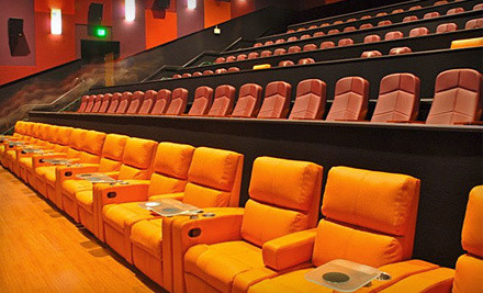 Portland: $21 for Summer Blockbuster Movie and Drinks for Two at Cinetopia (Up to $53 Value)