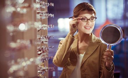 Eye Exam and $149 Toward Prescription Frames and Lenses (a $254 value) - iFocus Vision Center in Las Vegas