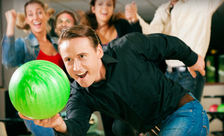 One-Hour Bowling Package for up to Six (up to a $57.99 total value) - Westgate Lanes in Brockton
