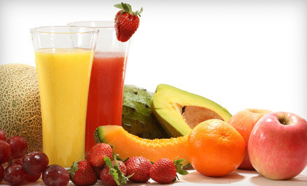 Orange County: $99 for Five-Day Juice Cleanse at Extract Juice Bar in Newport Beach ($200 Value)