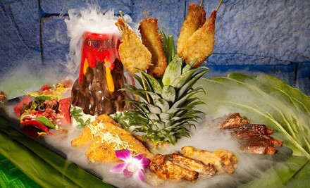 Kahunaville Island Restaurant Groupon