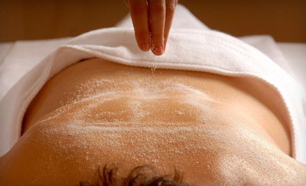 70-Minute Body Scrub (a $119 value) - Tribeca Spa of Tranquility in Manhattan