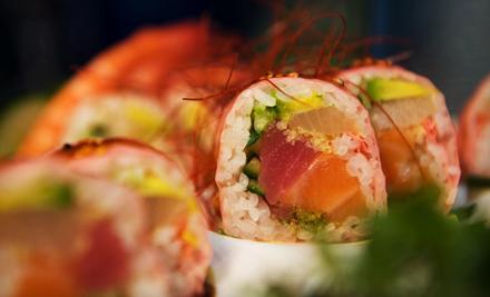 Aji Japanese Restaurant Hopkins Mn Groupon