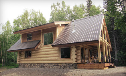 1-Night Stay for Up to Three in a Loft Room - Talkeetna Majestic & Loft in Talkeetna