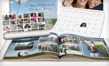 $75 Groupon Toward Classic Photo Books, Calendars, Cards, and Collage Posters - Picaboo in