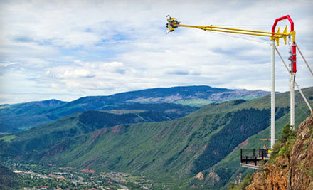 Denver: Day Passes for Four or Two to Glenwood Caverns Adventure Park in Glenwood Springs (Up to Half Off)