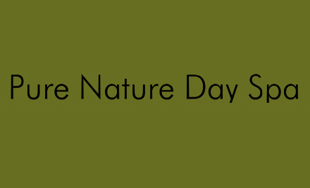Pure Nature Day Spa In Westfield Nj