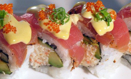 Denver: Sushi and Asian Fusion Fare for Dinner or Lunch at Rice Bistro & Sushi in Greenwood Village (Up to 53% Off)