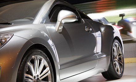 Three Exterior Hand Washes with Optional Wax Detailing and Appetizer at Auto Spa Bistro (Up to 75% Off)