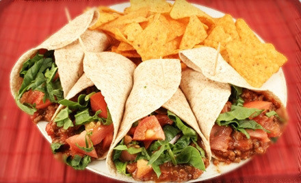 $30 Groupon - Caliente Mexican Restaurant in Des Plaines