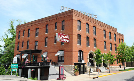 St Louis: One-Night Stay at Hotel Frederick in Boonville, MO