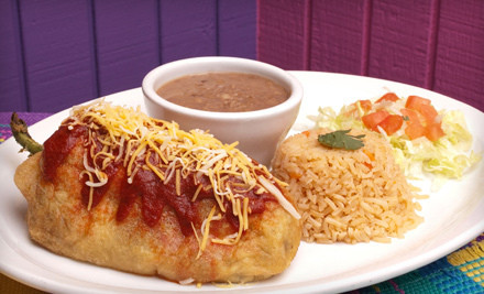 Lubbock: $5 for $10 or $10 for $20 Worth of Mexican Fare at Galvan's Restaurant