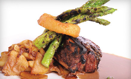 Dinner for 2, valid Sunday - Wednesday - Augie's Prime Cut in Mohegan Lake