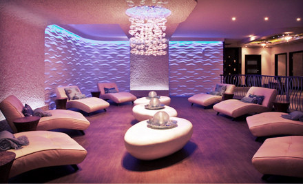 One spa package including one 60-min facial, one 60-min massage, lunch, use of a tiki hut, and valet parking - Seven Seas Spa & Salon in Sunny Isles