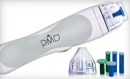 $89 for a PMD Personal Microderm System ($179 List Price). Shipping Included.