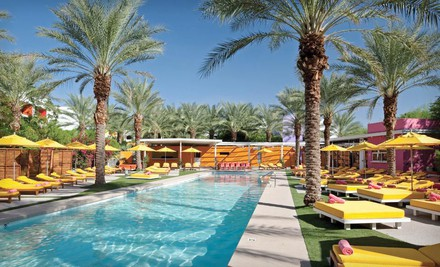 Phoenix: One-Night Stay at The Saguaro Scottsdale in Arizona