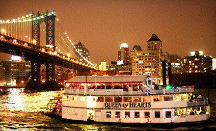 IMAGE Affairs Afloat 3 medium Evening Dance Party Cruise on the Hudson River for 1, 2, 4, or 10 People from Affairs Afloat (Up to 70% Off)