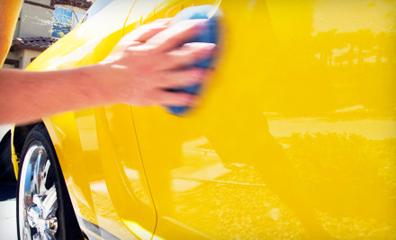 One mobile auto detailing - Magic Touch All Clean in