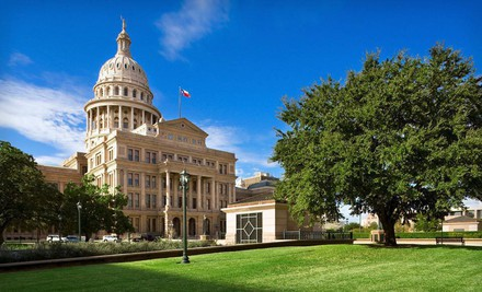 Two- or Three-Night Stay at Sheraton Austin Hotel at the Capitol in Austin, TX