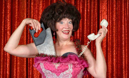 $22 for a Variety Show for Two at Esther's Follies (Up to $44 Value). Eight Show Dates Available.