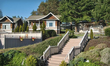 Seattle: Two- or Three-Night Stay at The Resort at Deer Harbor on Orcas Island, Washington
