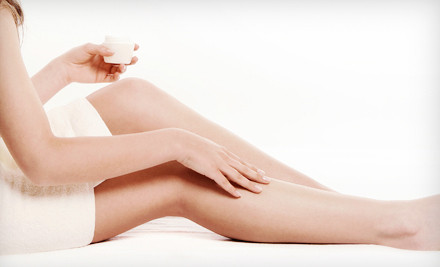 Six Laser Hair-Removal Treatments for a Small, Medium, or Large Area at Socle Medical Spa in Maryville (Up to 78% Off)