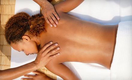 pure oasis massage