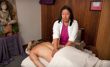 60-Minute Healing Massage with Reflexology or Hot Stones  - Hope JelinekBerry in Northfield